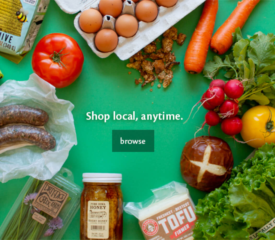 New Pioneer Food Co-Op | Shop
